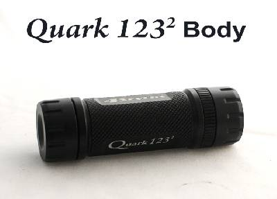 FOURSEVENS Quark 2L Body