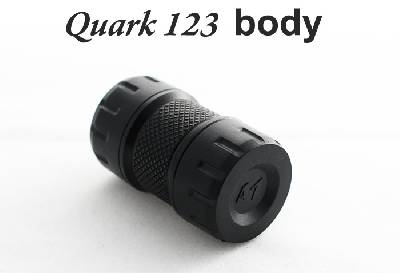 FOURSEVENS Quark L Body