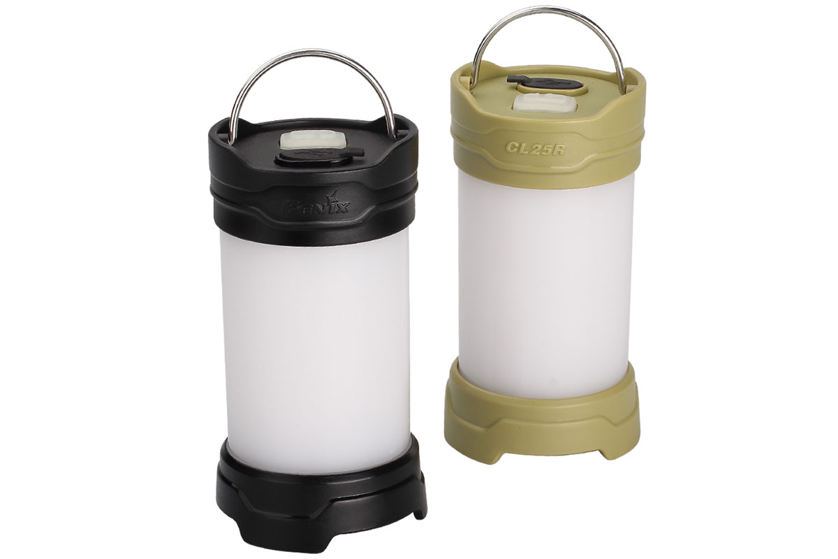 Fenix CL25 LED Lantern BLACK