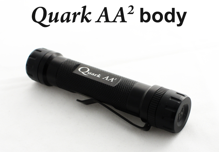 FOURSEVENS Quark 2A Body
