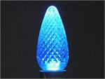 C9 SMD LED Retro Fit Blue