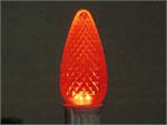C9 SMD LED Retro Fit Red